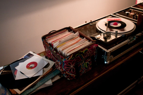 record set up